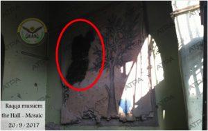 Archeologia in guerra aggiornamento Raqqa distruzione