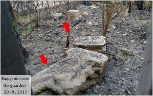 Archeologia in guerra aggiornamento Raqqa