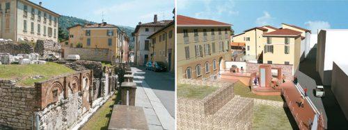 Per vivere l'archeologia proposte da Brescia