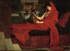 Pompei: alma tadema la passione per archeologia