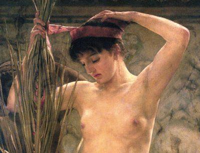 Lavoratrici schiave prostitute. donne romane ai margini
