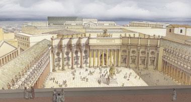 roma: un museo per i Fori Imperiali