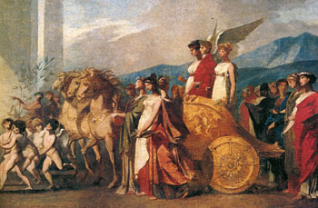 L'arte romana del trionfo