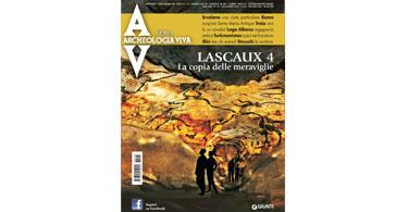 copertina rivista archeologia viva 178