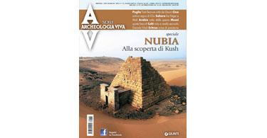 copertina rivista archeologia viva 179