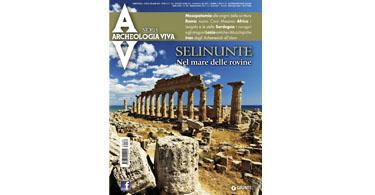 copertina rivista archeologia viva 182