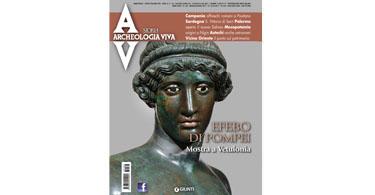 copertina rivista archeologia viva 183