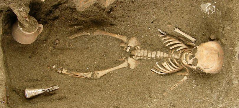 Denti da latte: identikit dei nascituri romani del II secolo