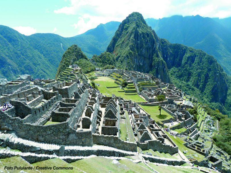 Machu Picchu Peru Viaggi Archeologia Viva