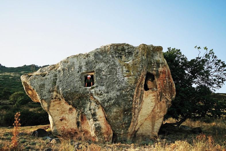 Domus de janas Sardegna