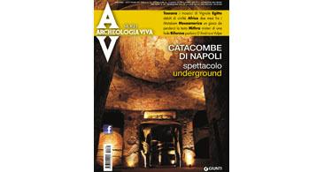 Catacombe di San Gennario a Napoli in copertina