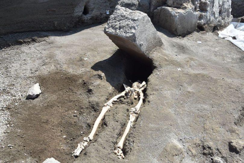 Da Pompei antica...