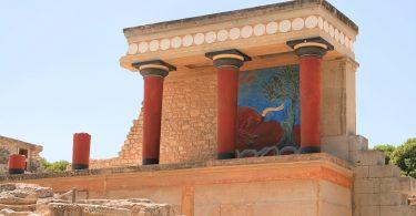 Viaggio a Creta Knossos