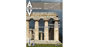In copertina su questo numero il parco dei templi di Paestum