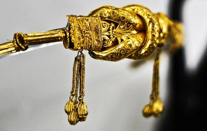 Reperto dal museo archeolgoico di Taranto