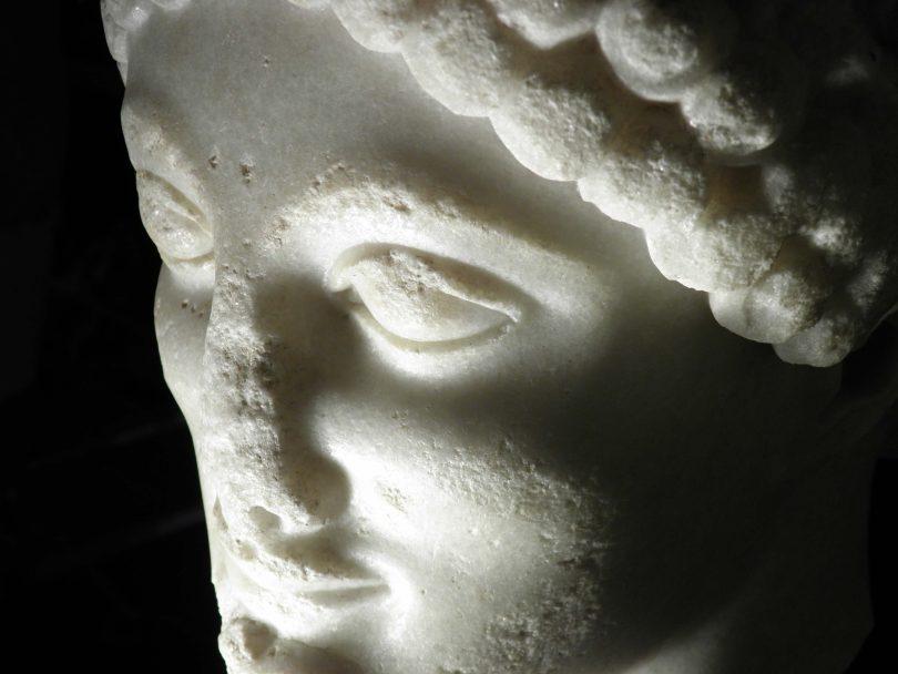 Il kouros ritrovato in mostra a Palermo