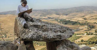 dolmen in Giordania centrale