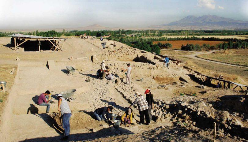 missione archeologica in turchia