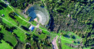 Dodona (Grecia): santuario di Zeus
