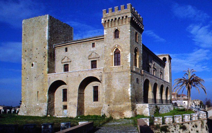 La sede del museo al Castello di Crecchio