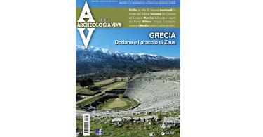 Copertina Archeologia Viva 195