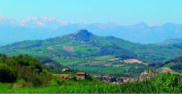 Panoramica di Belmonte Piceno