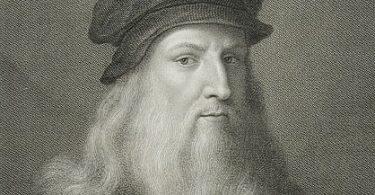 I capelli di Leonardo Da Vinci