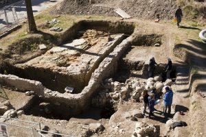 La più antica fornace di Roma? È sotto l'Accademia dei Lincei